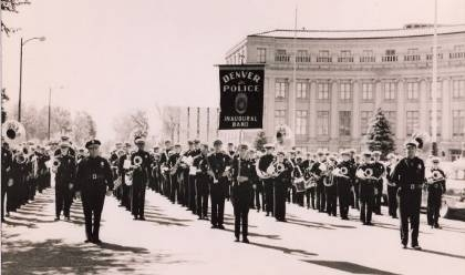 Junior Police Band 1937